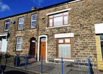 Thumbnail 2 bed terraced house for sale in Albion Road, New Mills, High Peak, Derbyshire