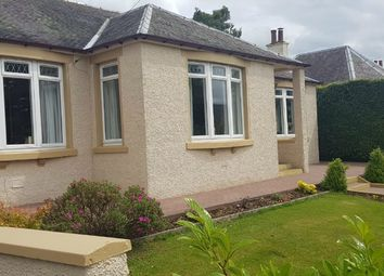 Thumbnail 4 bed detached house for sale in West Avenue, Carluke