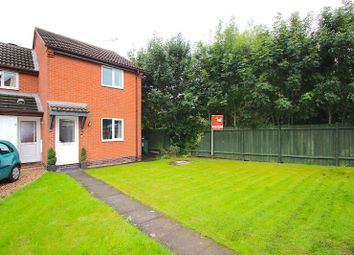 2 bed end terrace house for sale in Bluebell Close, Kirby Muxloe, Leicester LE9