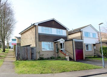 Thumbnail 3 bedroom detached house for sale in Thurnall Avenue, Royston