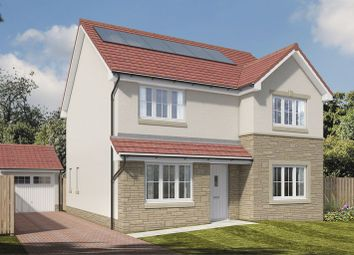 Thumbnail 4 bedroom detached house for sale in Blackbyres Road, Barrhead