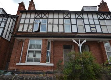 Thumbnail 1 bedroom flat to rent in Flat E, 26 Bingham Road, Sherwood, Nottingham