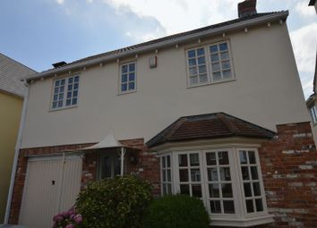 Thumbnail 4 bed detached house for sale in St. Christophers Way, Burnham-On-Sea