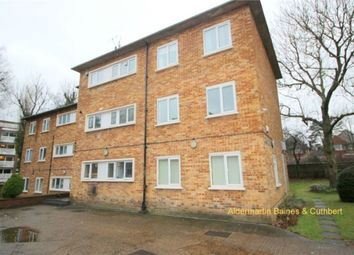 Thumbnail 3 bed flat to rent in Ashley Court, Great North Way, London