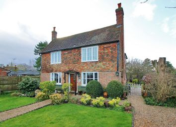 Thumbnail 3 bed detached house for sale in The Green, High Halden, Kent