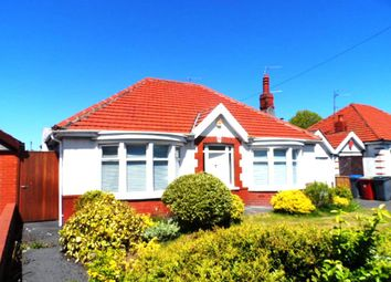 Thumbnail 2 bed detached bungalow for sale in Poulton Road, Blackpool