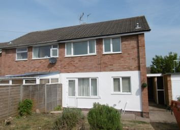 Thumbnail 3 bed semi-detached house to rent in Hawkswood Close, Chilwell
