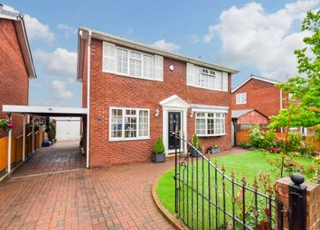 Thumbnail 4 bed detached house for sale in Lindale Avenue, Ackworth, Pontefract