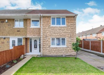 Thumbnail 3 bed end terrace house for sale in Flint Road, Intake, Doncaster