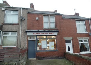 Thumbnail Retail premises for sale in Clavering Road, Blaydon-On-Tyne