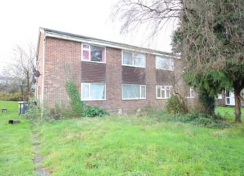 Thumbnail 2 bed flat for sale in Dacombe Close, Upton, Poole