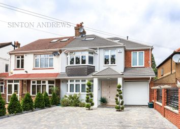 Thumbnail 4 bed semi-detached house for sale in Tentelow Lane, Norwood Green