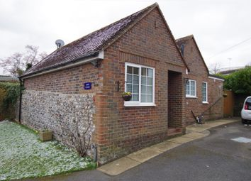 Thumbnail 2 bed detached bungalow for sale in The Street, Kingston, Lewes