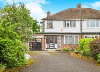 Thumbnail 3 bed semi-detached house for sale in Leicester Road, Glenfield, Leicester