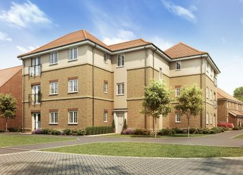 "Thumbnail 2 bed flat for sale in ""Abercrombie House"" at Market View, Dorman Avenue South, Aylesham, Canterbury"