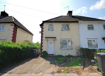Thumbnail 3 bed semi-detached house for sale in May Gardens, Wembley, Middlesex