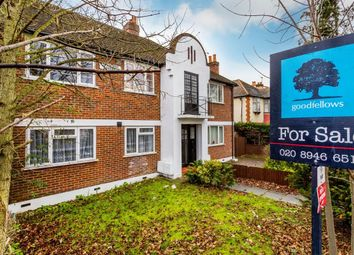 Thumbnail 2 bed flat for sale in Cranleigh House Coombe Lane, West Wimbledon, London