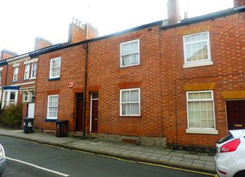 Thumbnail 3 bedroom terraced house to rent in West Street, Leicester