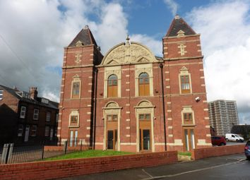 Thumbnail 1 bed flat to rent in Bexley Hall, Hall Road