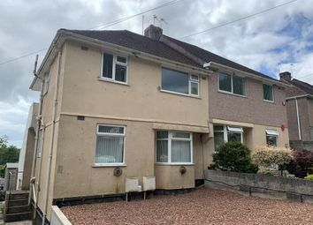 Thumbnail 2 bed flat for sale in Vicarage Gardens, Plymouth
