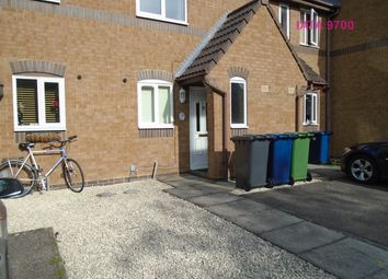 Thumbnail 2 bedroom end terrace house to rent in Lucerne Close, Cherry Hinton, Cambridge