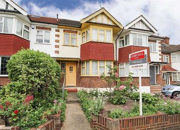 Thumbnail 3 bed terraced house for sale in Rodney Road, Wanstead, London