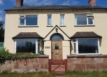 Thumbnail 5 bed detached house for sale in Fairview, Kinton, Nesscliffe, Shrewsbury