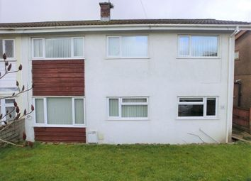 Thumbnail 3 bedroom property for sale in Dolfain, Ystradgynlais, Swansea