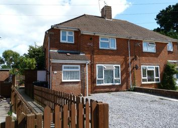 Thumbnail 2 bed flat for sale in Edward Road, Christchurch, Dorset