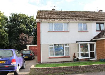 Thumbnail 3 bed detached house for sale in Fairfield Rise, Llantwit Major