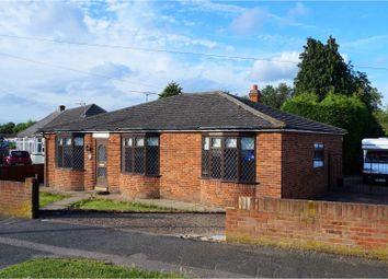 Thumbnail 4 bed detached bungalow for sale in Hempstead Road, Gillingham