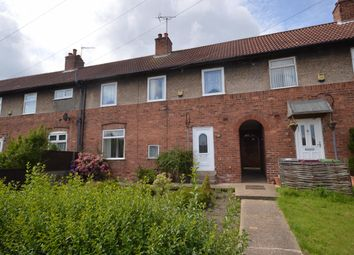 Thumbnail 3 bed terraced house for sale in Lancaster Street, Bramley Vale, Doe Lea, Chesterfield