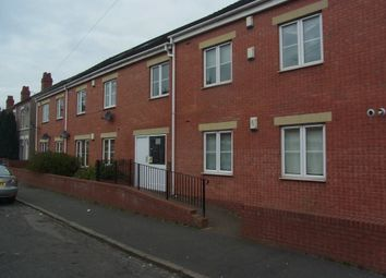 Thumbnail 2 bedroom flat to rent in Chandos Court, Stoke