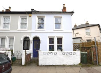 Thumbnail 2 bed semi-detached house for sale in Courtenay Street, Cheltenham, Gloucestershire
