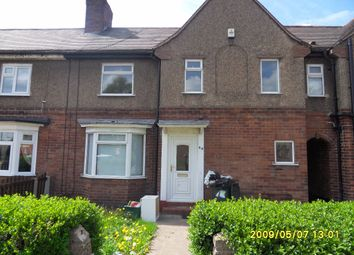 Thumbnail 3 bed terraced house to rent in Evelyn Avenue, Intake, Doncaster