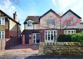 Thumbnail 4 bed semi-detached house for sale in Brooklands Crescent, Sheffield, Yorkshire