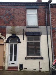 Thumbnail 3 bedroom terraced house for sale in Denbigh Street, Stoke On Trent