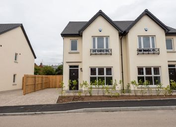 Thumbnail 3 bed semi-detached house for sale in Old School House Mews, Ballinderry Lower, Lisburn