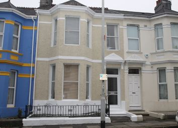 Thumbnail 3 bed terraced house for sale in Egerton Road, Plymouth