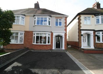 Thumbnail 3 bed semi-detached house to rent in Oakdene Crescent, Nuneaton