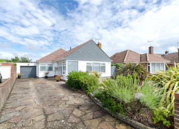 Thumbnail 4 bed bungalow for sale in Alinora Crescent, Goring-By-Sea, Worthing, West Sussex
