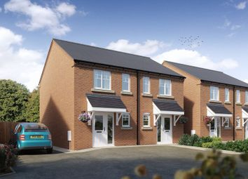 Thumbnail 2 bed semi-detached house for sale in Crossley Retail, Carpet Trades Way, Kidderminster