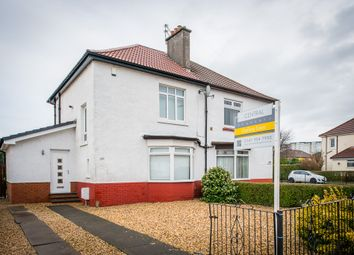 Thumbnail 2 bedroom semi-detached house for sale in Alderman Road, Glasgow