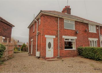 Thumbnail 3 bed semi-detached house for sale in Min Y Graig, Wrexham