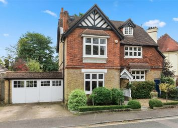Thumbnail 5 bed detached house for sale in Burwood Park Road, Hersham, Surrey