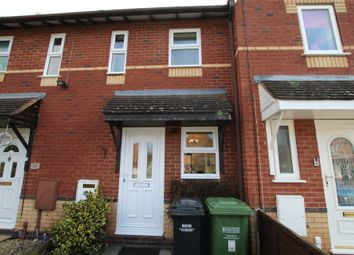 Thumbnail 1 bed terraced house to rent in Meadow Road, Droitwich