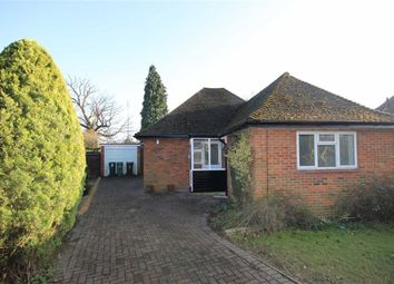 Thumbnail 3 bedroom detached bungalow for sale in Leycroft Way, Harpenden, Hertfordshire