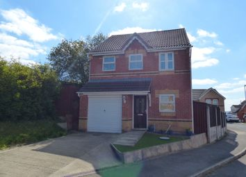 Thumbnail 3 bed detached house to rent in Pipperwell Close, Heckmondwike, West Yorkshire