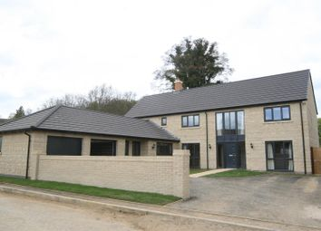 Thumbnail 5 bed detached house to rent in Grooms Close, Barleythorpe, Oakham