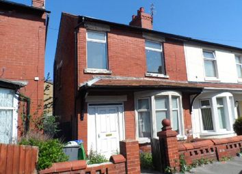 Thumbnail 3 bedroom semi-detached house for sale in Westfield Road, Blackpool